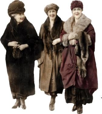 3 Goddess Women!