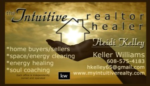 The Intuitive Realtor/Healer